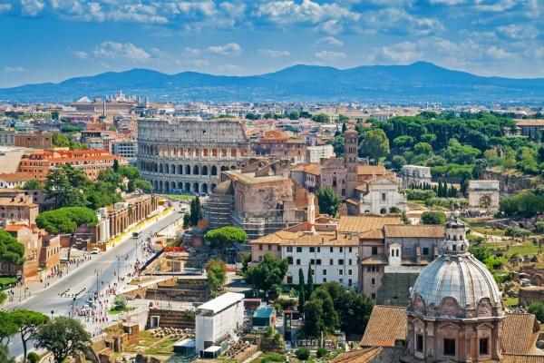 Dagaanbieding - Rome incl. vlucht en ontbijt dagelijkse koopjes