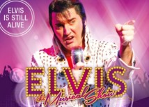 Elvis The Musical Show 1