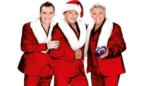 toppers kerst dresscode
