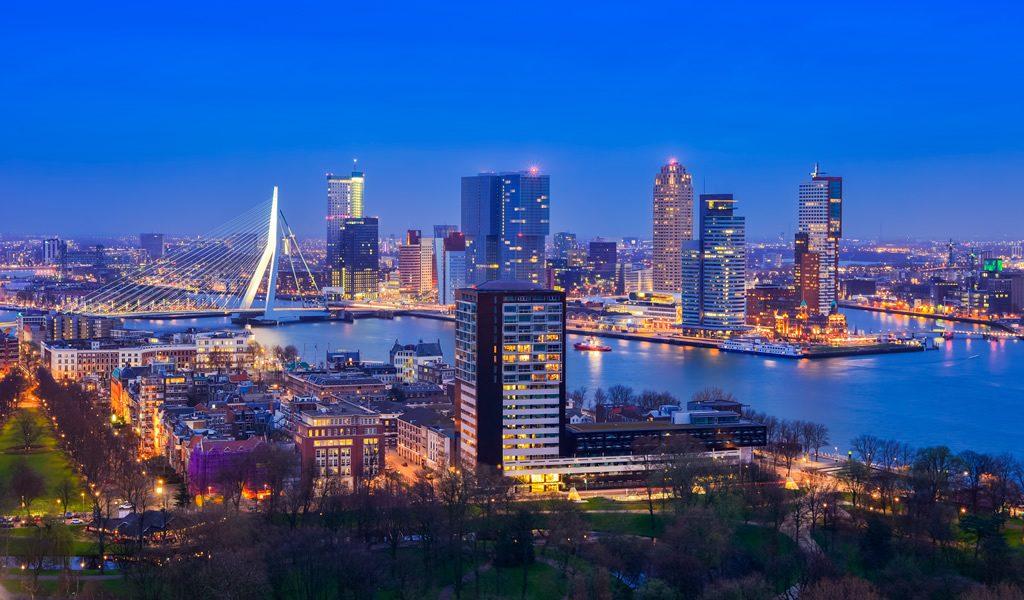 Ontdek veelzijdig Rotterdam