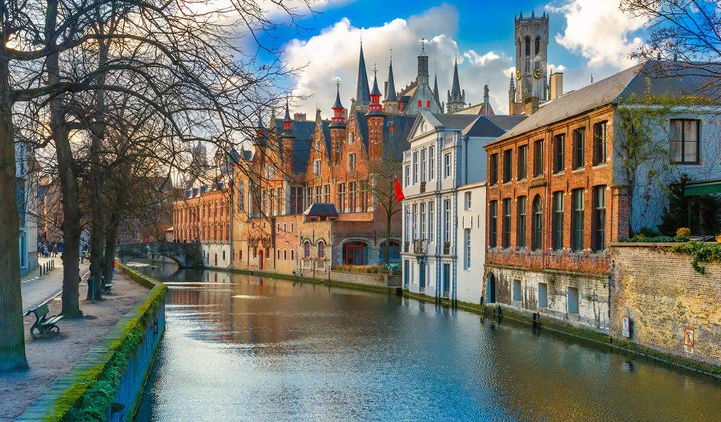 2 dagen betoverend Brugge