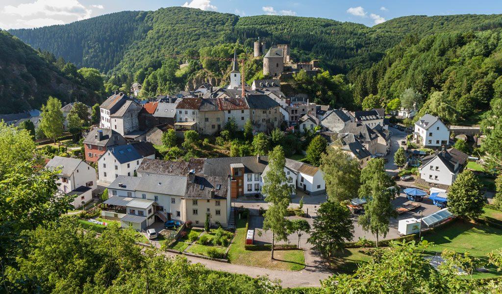 Luxemburgse Ardennen + diner