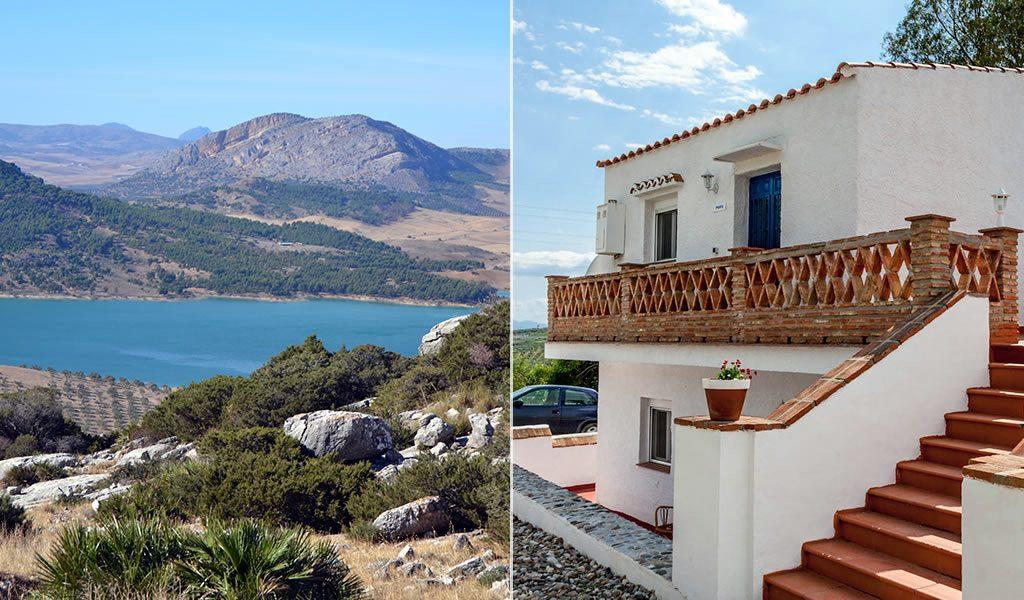 Korting 8 dagen B en B Andalusië Malaga