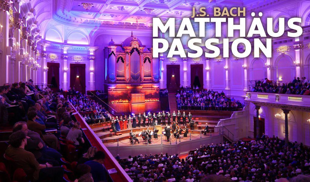 Concert Matth�us Passion J.S. BACH