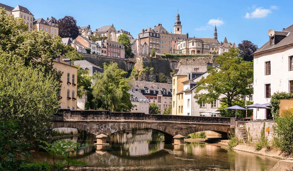 3 dagen 4* hotel Luxemburg