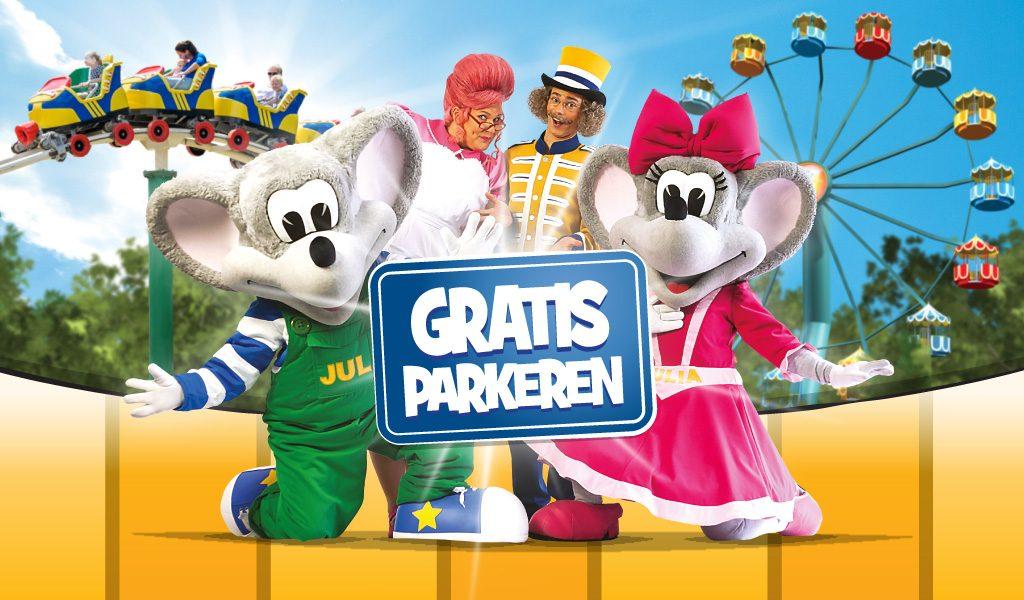 Entree Kinderpretpark Julianatoren