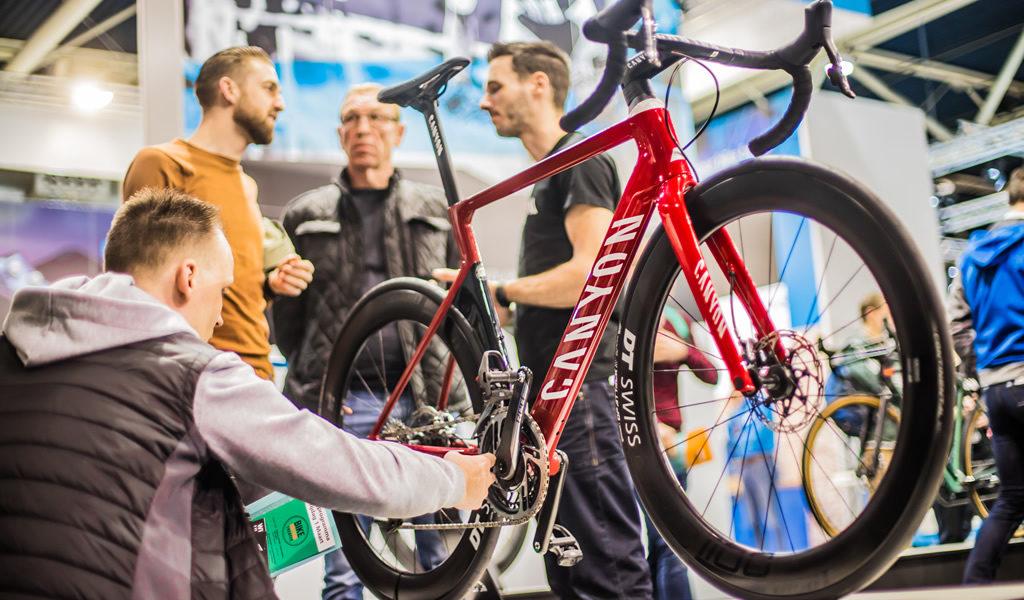 Korting Bike MOTION Benelux 2020 Utrecht