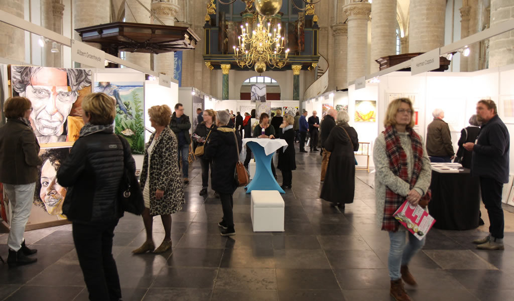 Ontdek kunst bij Brabant Art Fair Breda