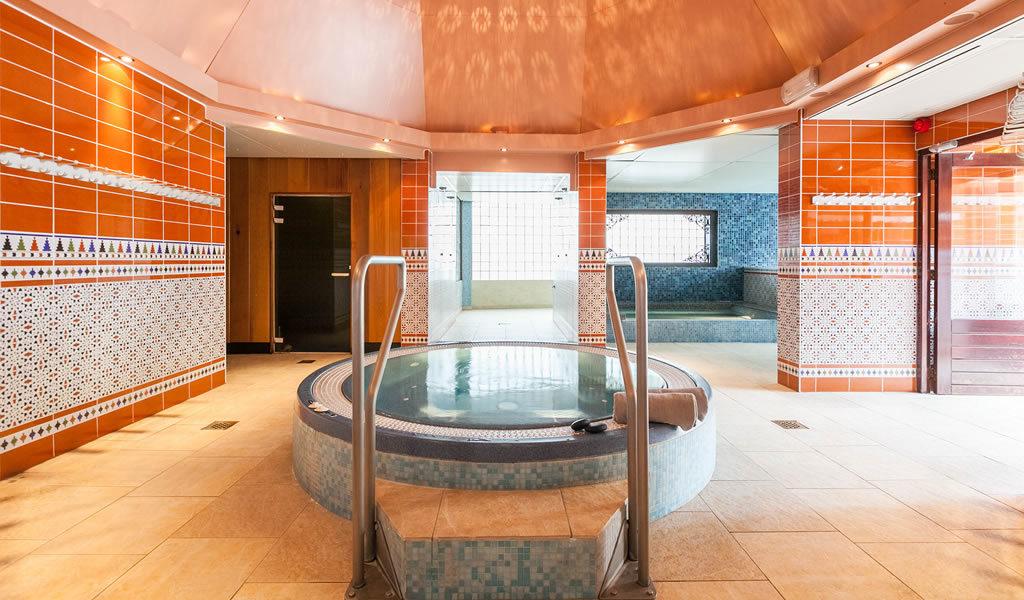 Entree Sauna en Beauty de Veluwe Lunteren