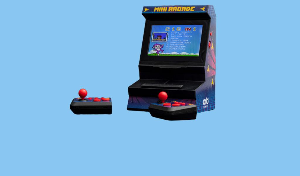 Korting Mini spelcomputer
