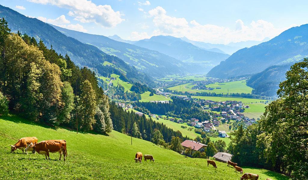 Korting 5 of 7 dagen Tirol in Oostenrijk