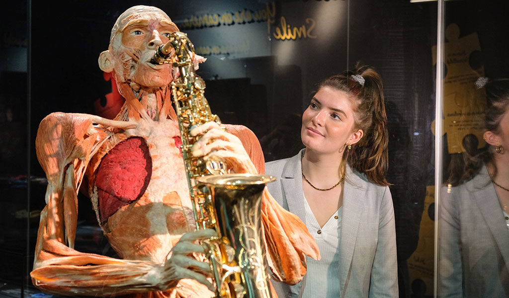 Korting Ticket BODY WORLDS Amsterdam