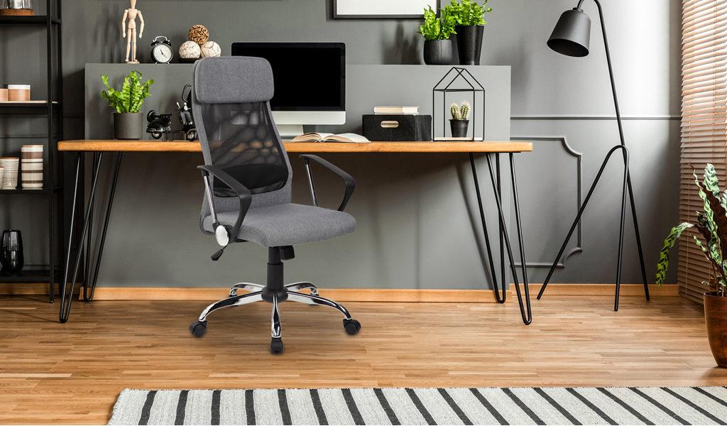 Luxe bureaustoel Scarabee | ActievandeDag