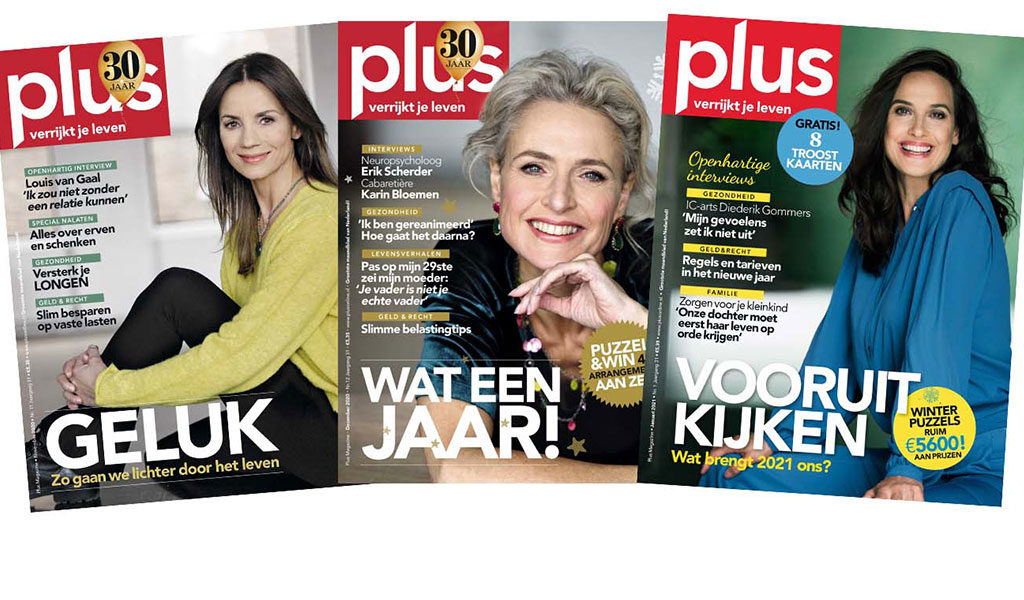 Abonnement Plus Magazine