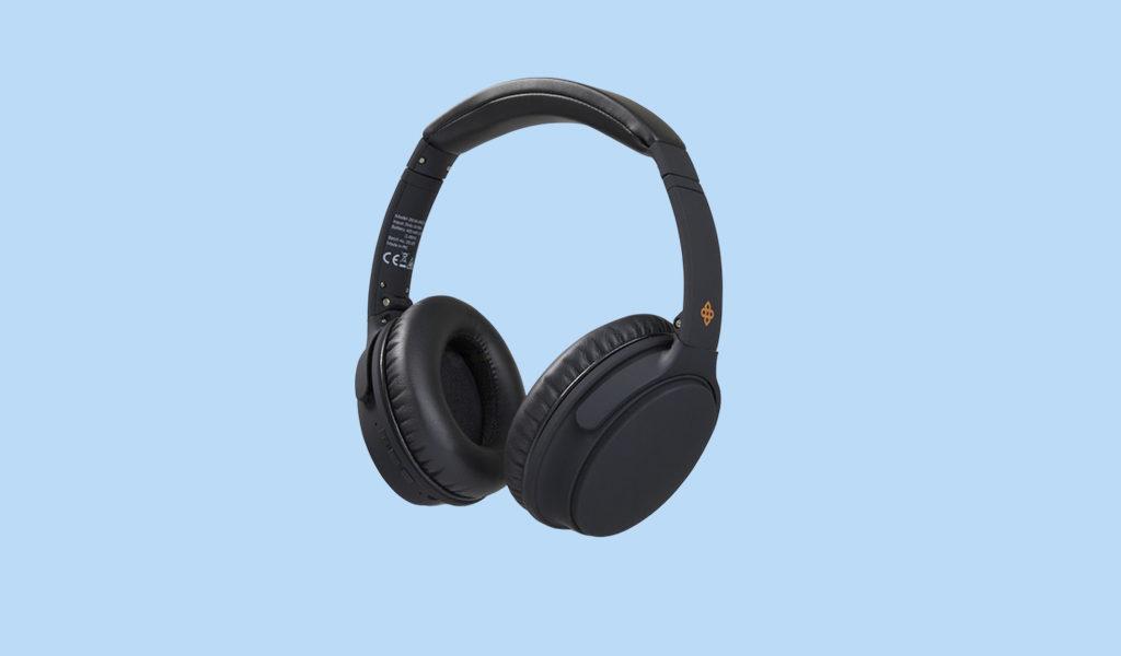 Korting Noise cancelling koptelefoon