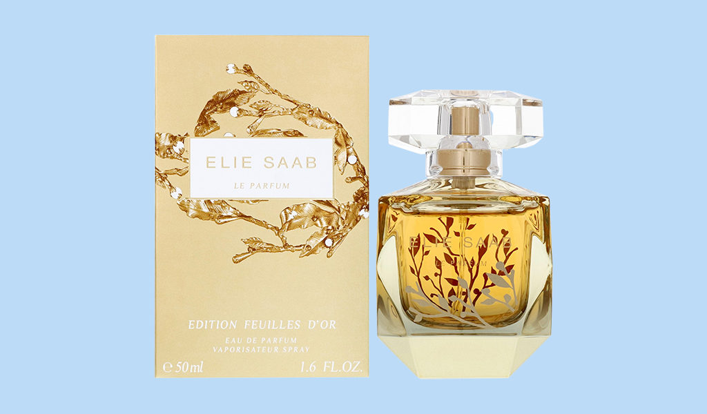 Korting Parfum Elie Saab feuille d or 50 ml