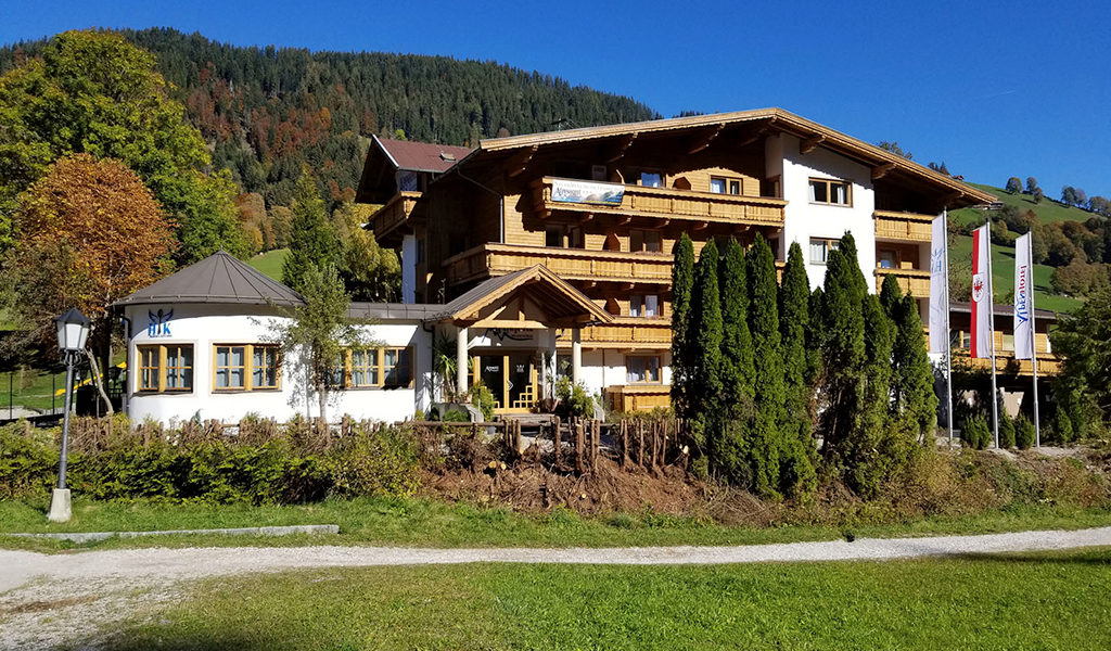 Alpen: 8 dagen half pension