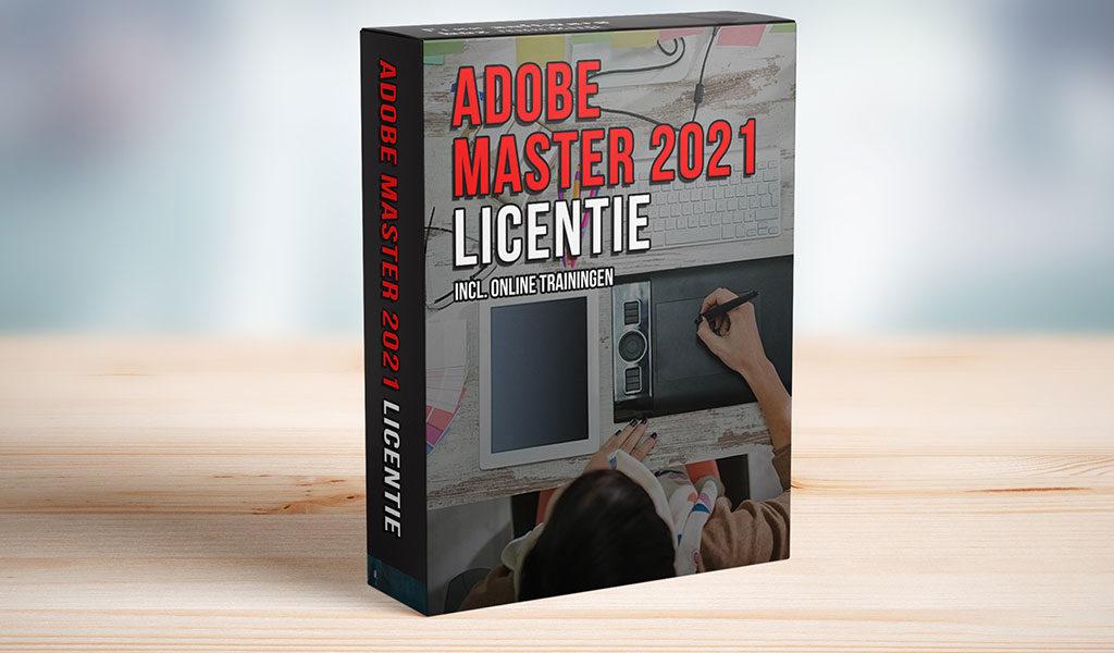 Adobe Master pakket