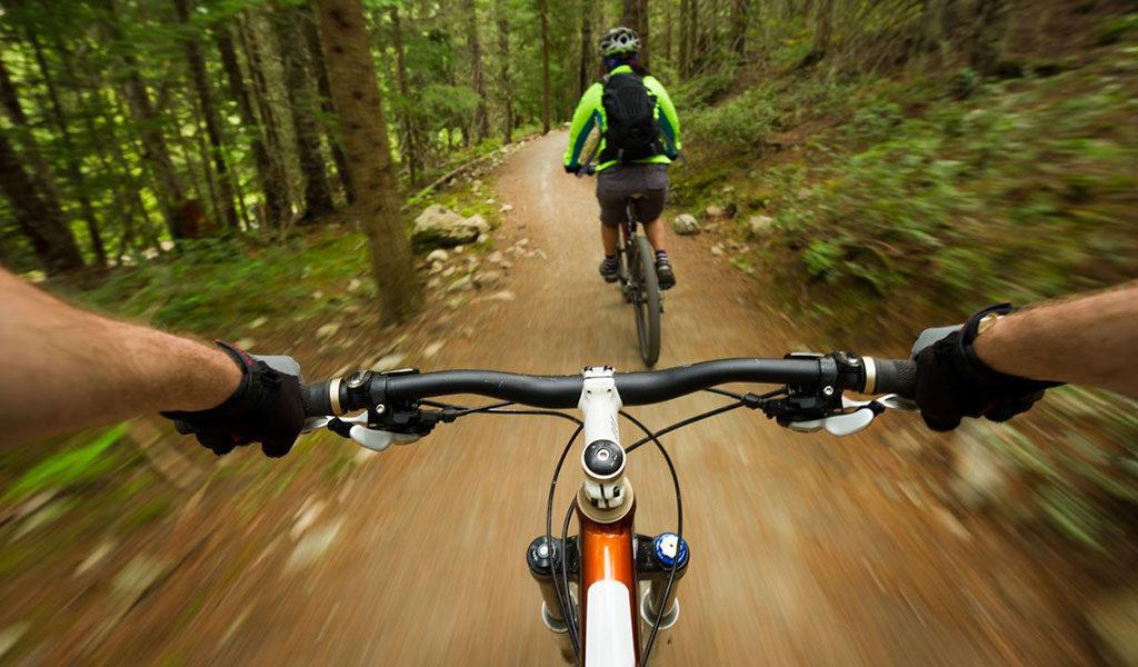 Mountainbiken door de Ardennen