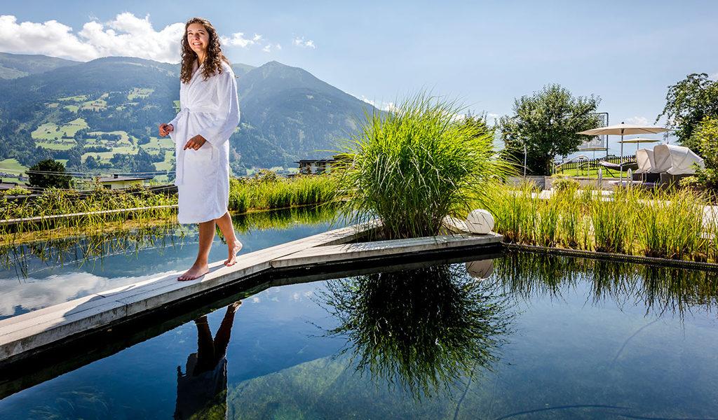 Wellnessvakantie in Zillertal